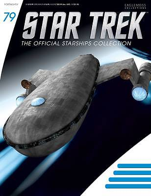 Star Trek Official Starships Collection Issue #79 Harry Mudd's Class J Starship