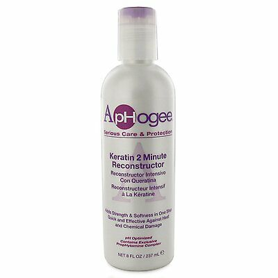 Aphogee Keratin 2 Minute Reconstructor - 237ml