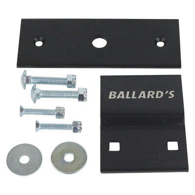 Ballards NEW MX Bike Motorcycle Black Wheel Chock Mount Kit Perfect For Ute/Van