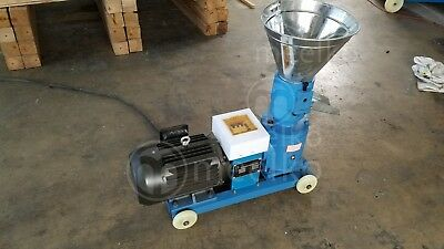 MKFD150C ELECTRIC PELLET MILL FOR WOOD FREE SHIPPING
