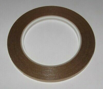 E Gerber Archival Safe Double Sided Tape for Mylar Bags 36 yard x 0.25 Inch Roll
