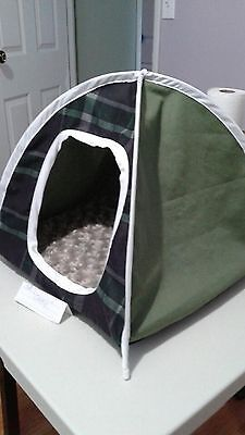 Cat Hideway Tents For Your Loving Cat Or Small Dog. (Pets Not Included)