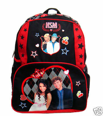 """37065 High School Musical Large Backpack 16"""" x 12"""""""