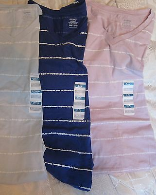 Old Navy Girls Striped Tunic Length shirt-NWT-Free Shipping