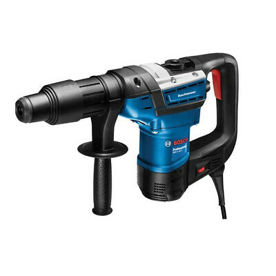 Bosch GBH5-40D Rotary Hammer with SDS-Max Powerful 1100W / 220V Type-C