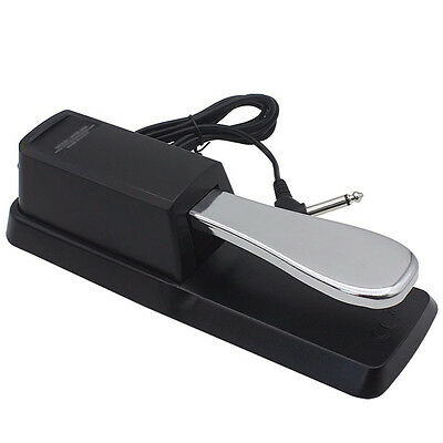 M-Audio SP-2 Universal Sustain Pedal with Piano Style Action for Keyboards New