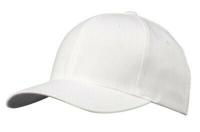 Plain Baseball Caps White Hat Cap New