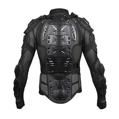 Outdoor Motorcycle Body Armor Protective Gear Jacket Riding Protection S-3XL