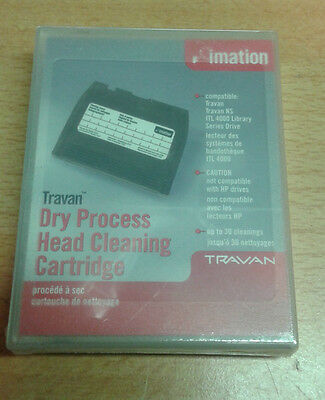 Dry process HEAD CLEANING CARTRIDGE  51122 12132 IMATION