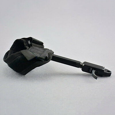 Mechanical Archery Caliper Release Aids Compound Bow Hunting Trigger Adult IT1