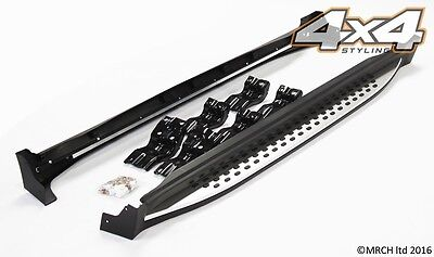 For Chevrolet Captiva 2007+  Side Steps Running Boards Set - Type 4