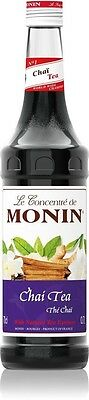 MONIN Chai Ice Tea Concentrate
