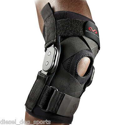 McDavid 429RX Knee Brace w/ PSII Hinges and Cross Straps Level 3 Support