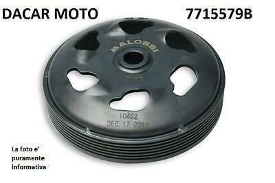 7715579B MAXI WING CLUTCH BELL int 160 PIAGGIO BEVERLY TOURER 400 ie 4T MALOSSI
