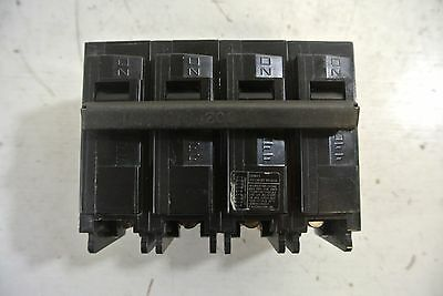 Siemens ITE 4 Pole 200 Amp 22k AIC  Main Circuit Breaker Cat: EQ9685