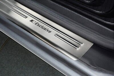Door Sill Plate Covers Steel Scratch Protectors Mercedes Vito/viano W639 W447
