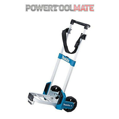 Makita TR00000001 Foldable MakPac Trolley Sack Truck with Belt