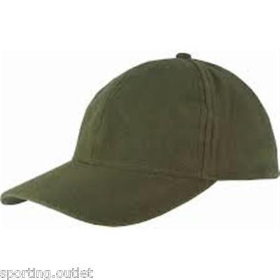 Jack Pyke Stealth Baseball Cap Hunters Green Adjustable Shooting New Sporting