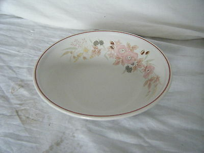 C4 Pottery Boots Hedge Rose Bowl steep 18x5cm 4F5A