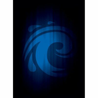 LEGION SUPPLIES - Standard Deck Protector Sleeves - SUPER ICONIC WATER BLUE (50)