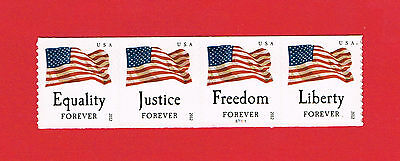 4637-4640 Four Flags  2012 MNH SA   PNC 4 #S11111    Die Cut 11