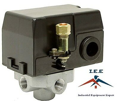 412024E MAKITA Air Compressor Pressure Switch 135 PSI MAC2400 MAC5200 AC700