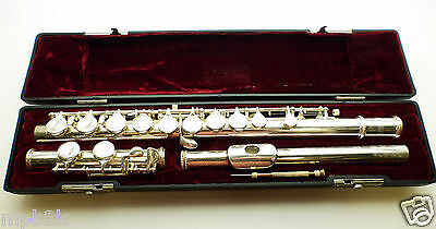Monique Silver-plated Student Flute