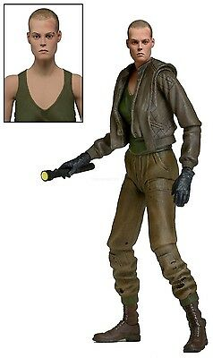 "Aliens - 7"" Scale Action Figure - Series 8 - Prisoner Ellen Ripley - NECA"