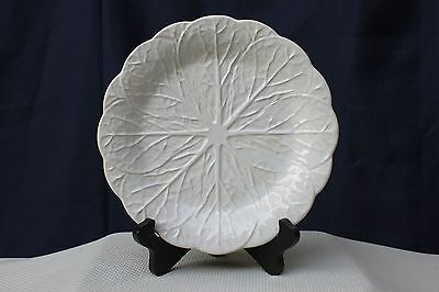 Block (Portugal) White Cabbage Dinner Plate