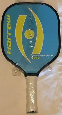 NEW  Harrow P220 pickleball paddle