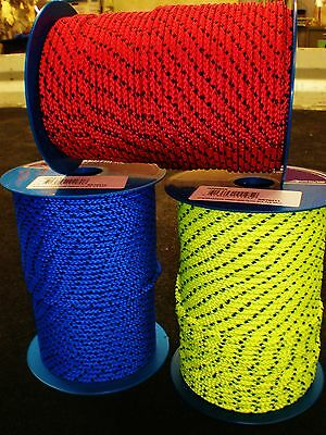 25m x 5mm SPECTRA HIGH PERFORMANCE YACHT ROPE. STRONGEST SPECTRA AVAILABLE