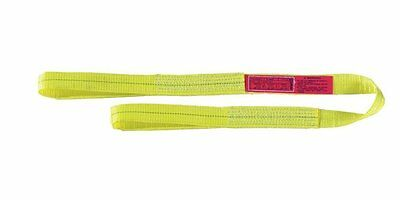 "Liftall EE1601DFX8 Polyester Web Sling, 1-ply,  1"" Width x 8' Length"