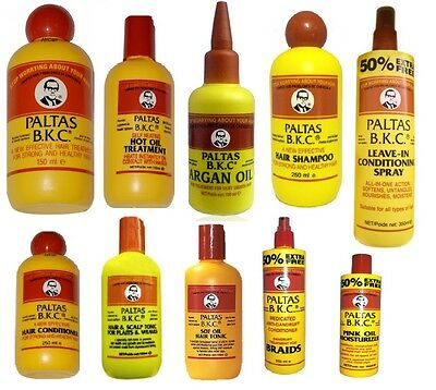 PALTAS B.K.C Treatment/Hot oil treatment/Shampoo/Conditioner/Argan oil/Hair Toni