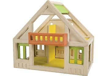PlanToys - My First Dolls House (Wooden)
