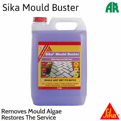 Sika Mould Buster | Algae Mould Remover | Various Packs Available