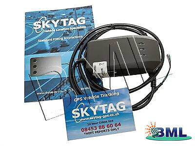 Protect Your Valuable Land Rover With Skytag Tracking System. Part- Da9012