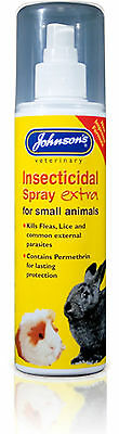 Johnson's Insecticidal Spray Extra For Small Animals