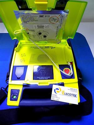 Cardiac Science Powerheart G3 Pro AED With Pads and Battery