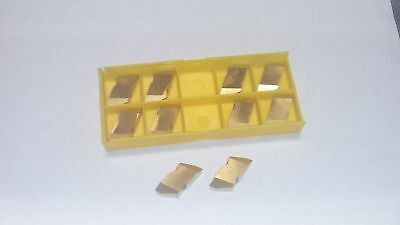 New 10Pcs Nt-4L Tin  Carbide Inserts
