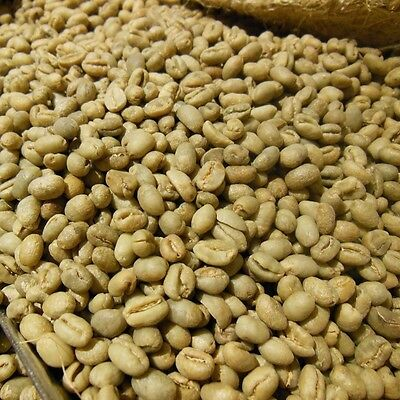Green Coffee Beans - Tanzania - Peaberry Plus - Northern Special - Unroasted