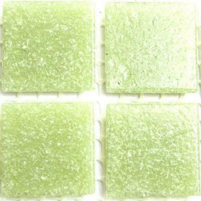 Vitreous Glass Mosaic Tiles 20mm - Apple Green