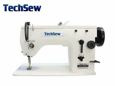 Techsew 20U43 ZigZag & Straight Stitch Industrial Sewing Machine