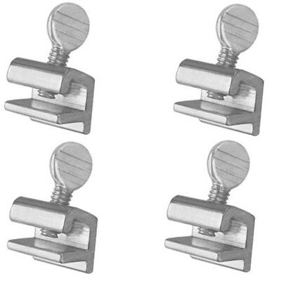 Lot of 4,8,12PC Sliding Window Locks Safety Easy Installation High Security Home