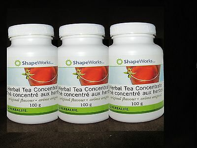 3 Herbal Tea Concentrate100g each (4 FLAVORS) - FREE SHIPPING