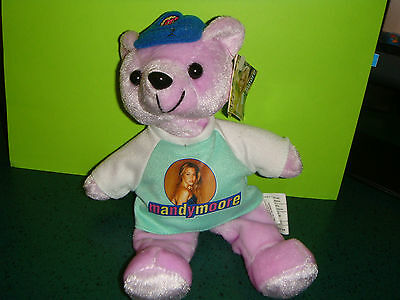 Mandy Moore Limited Edition Beanie Bear#2