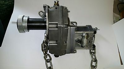 Hornet Hydraulic PTO Pump wGearbox , Backhoe, Loaders Etc  - New 8 GPM -