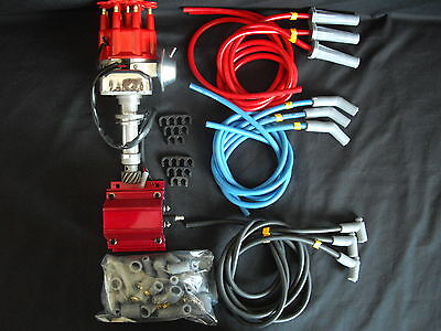 Holden 253-308  Distributors Electronic R To R Inc  Coil And Lead Kit
