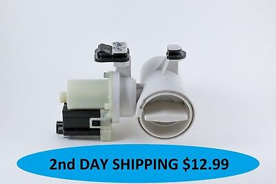 Replacement Drain Pump WHIRLPOOL 8540024 W10130913 W10117829 AP4308966 PS1960402