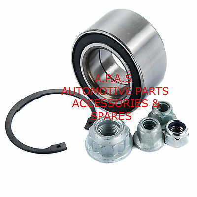 2 X Audi A3 Quality Front Wheel Bearing Kit Part
