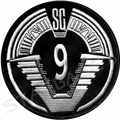 STARGATE TEAM SG-9 UNIFORM PATCH Uniform Aufnäher - STARGATE SG-1